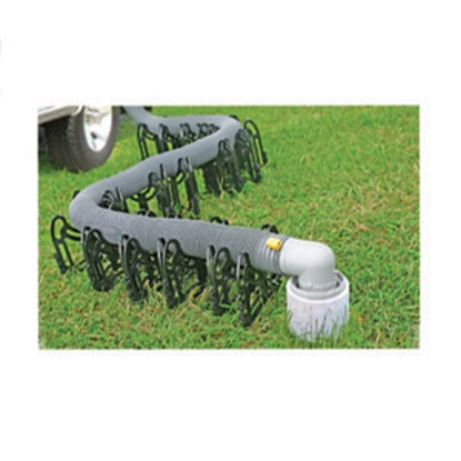 Picture of Camco Sidewinder 20' Plastic Collapsible Sewer Hose Support 43051 11-0347