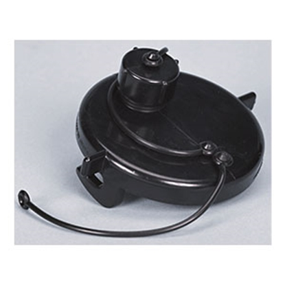 "Picture of DuraFlex  3"" Termination Sewer Cap w/Bayonet Hook & 3/4"" Garden Hose Connector 24655 11-0534"