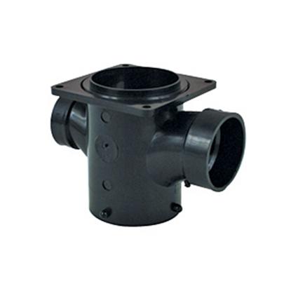 "Picture of Valterra  3"" Sanitary Tee Waste Valve Fitting T1013 11-0599"