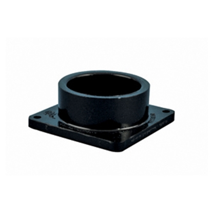 "Picture of Valterra Flanged Fittings 1-1/2"" Slip Hub Waste Valve Fitting w/Flange T1005-1 11-0608"