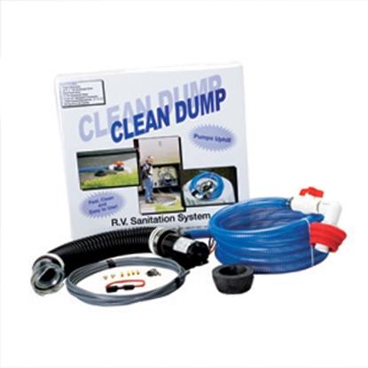 Picture of Clean Dump  Clean Dump Permanent Unit CDPU 11-0664