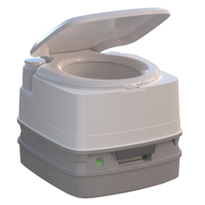 Picture of Thetford Porta Potti (R) 320P 3.2 Gal Porta Potti 320P White/ Gray Portable Toilet 92850 12-0196