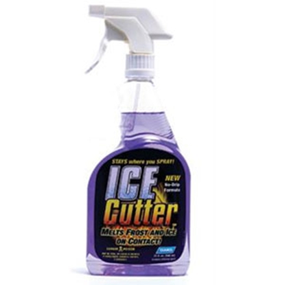 Picture of Camco Windshield Washer Fluid Additive 32 oz Ice Cutter Spray 30522 13-0002