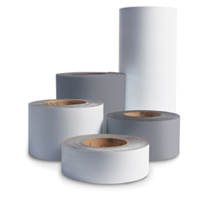 "Picture of Sika Sika Multiseal Plus White 4"" x 50' Roll TPO Roof Repair Tape 017-413828 13-0032"