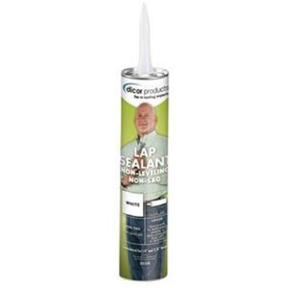 Picture of Dicor  Gray 10.3 Oz Tube Self-Leveling Roof Sealant 501LSG-1 13-0069