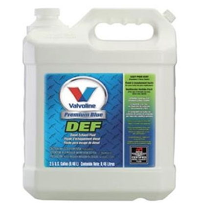 Picture of Valvoline  2.5 Gallons Air Shield Diesel Emissions Fluid 729566 13-0079