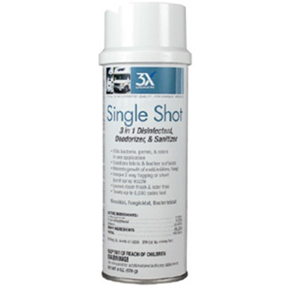 Picture of DirectLine/3X  6 Oz Aerosol Spray 3-In-1 Disinfectant/ Deodorizer And Sanitizer 238 13-0081