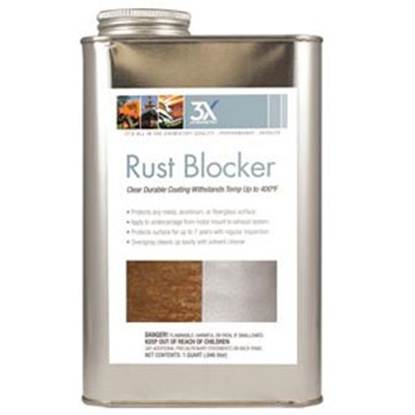 Picture of DirectLine/3X  1 Qt Can Rust & Corrosion Inhibitor 4196 13-0092