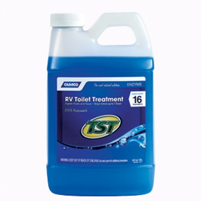 Picture of Camco TST (TM) 64 Oz Bottle Holding Tank Treatment w/Deodorant 41506 13-0118