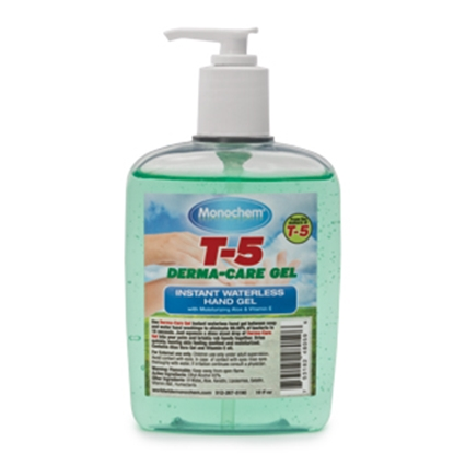 Picture of Monochem Derma-Care 18 oz T-5 Derma-Care Gel 30707 13-0153