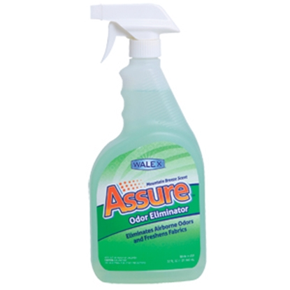 Picture of Walex Assure (TM) 32 Ounce Spray Assure Odor Eliminator Air Freshener ASSURERV32OZ 13-0178
