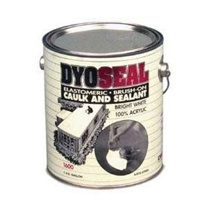 Picture of Dyco Paints Dyoseal White 4 Qt Can Roof Sealant DYC1600/4 13-0179