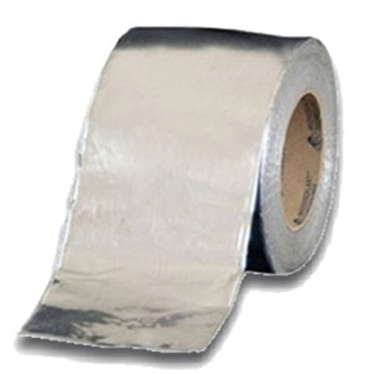 "Picture of Eternabond Alumibond 2"" x 50' Roll Aluminum Foil Roof Repair Tape AS-2-50 13-0186"