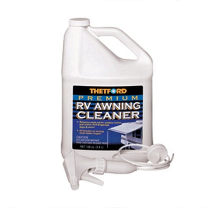 Picture of Thetford  1 Gallon Bottle With Spray Hose Awning Cleaner 32519 13-0269