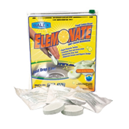 Picture of Walex Elemonate (R) 5-Bag 32 Gram Pouch Holding Tank Treatment w/Deodorant ELEMBG 13-0311