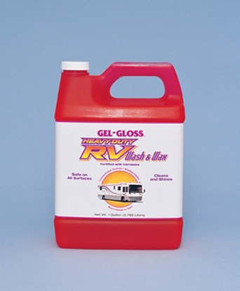 Picture of Gel-Gloss  1 Gallon Car/ RV Wash & Wax WW-128 13-0418