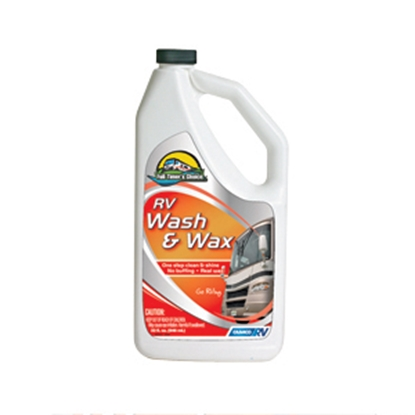 Picture of Camco  32 oz Car/ RV Wash With Wax 40492 13-0419