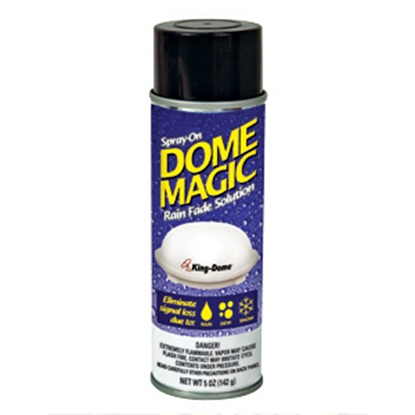 Picture of King Dome Magic 5 oz Spray Dome Magic Rain Fade Solution 1830 13-0441