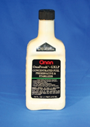 Picture of Cummins Onan OnaFresh (TM) 1 Pint OnaFresh GXLP Fuel Stabilizer 326-5365 13-0454