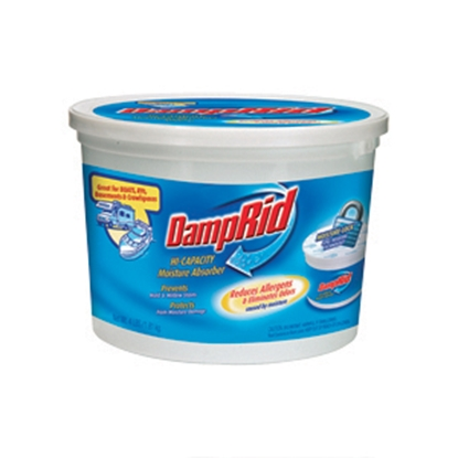 Picture of DampRid Damprid Hi-Capacity Moisture Absorber Dehumidifier FG50T 13-0474