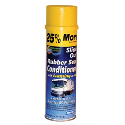 Picture of Camco  16 oz Rubber Seal Lubricant 41135 13-0480