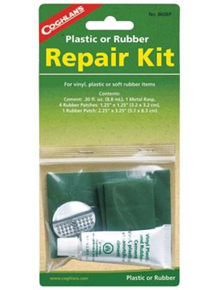 Picture of Coghlan's  Plastic/Rubber Repair Kit 860BP 13-0502
