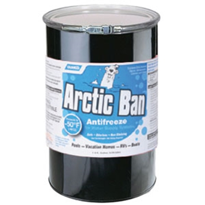 Picture of Camco Arctic Ban 55 Gallon -50 deg F Arctic Ban PG/E RV Antifreeze 30808 13-0533