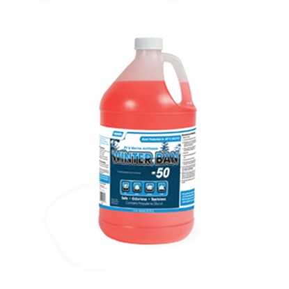 Picture of Camco Winter Ban Winter Ban -50 Antifreeze 30647 13-0534