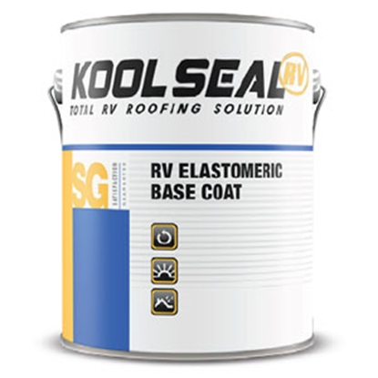 Picture of Kool Seal  Light Gray 1 Qt Roof Sealant Primer for Kool Seal RV KSRV08120-14 13-0612