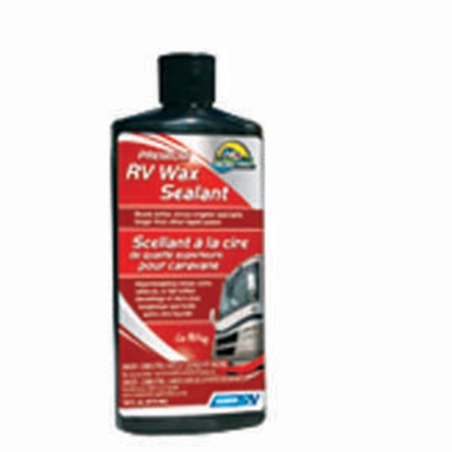 Picture of Camco  16 oz Liquid Car/ RV Wax 41010 13-0620