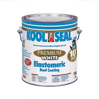 Picture of Kool Seal Kool Seal (R) 1 Gallon White Elastomeric Roof Coating KS0063600-16 13-0705