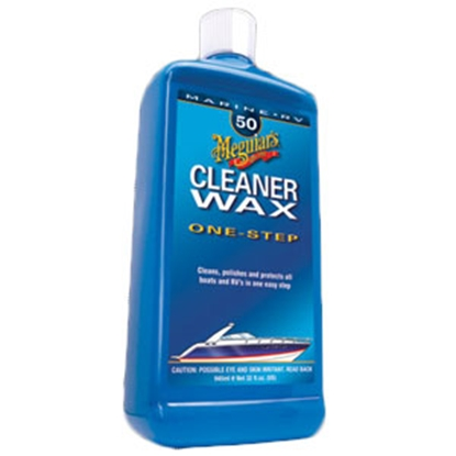 Picture of Meguiars  32 oz Bottle Liquid Car/ RV Wax M5032 13-0728