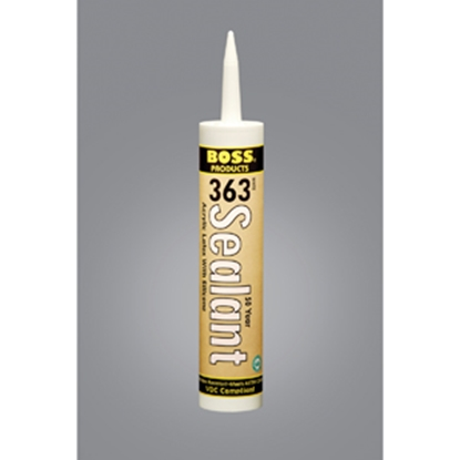 Picture of Accumetric BOSS (R) 363 Almond 10.1 oz Tube Acrylic Latex Caulk 02434AM10 13-0769