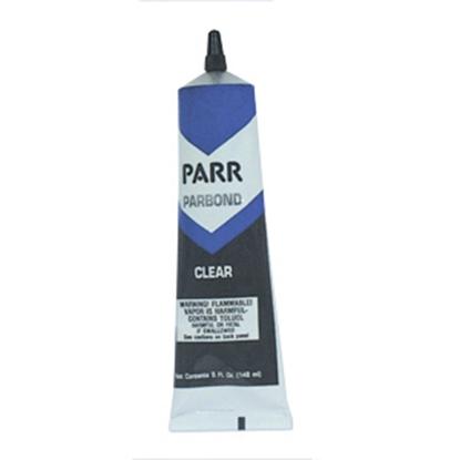 Picture of Parr PARBOND (R) Clear 5 oz Tube Rubber Based Sealant Caulk K5908-05 13-0772