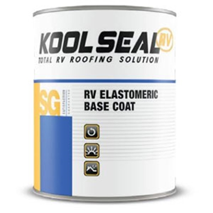 Picture of Kool Seal  Light Gray 1 Qt Roof Sealant Primer for Kool Seal RV KSRVC8120-14 13-0855