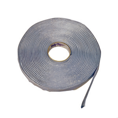 "Picture of S-M Tacky Tape (R) Gray 3/4"" x 30' Butyl Butyl Roof Repair Tape SM5227 1/8 X 3/4 13-0866"