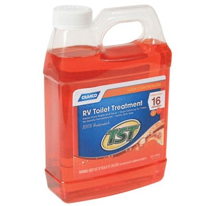 Picture of Camco TST (TM) 32 Oz Bottle Holding Tank Treatment w/Deodorant 41190 13-0892