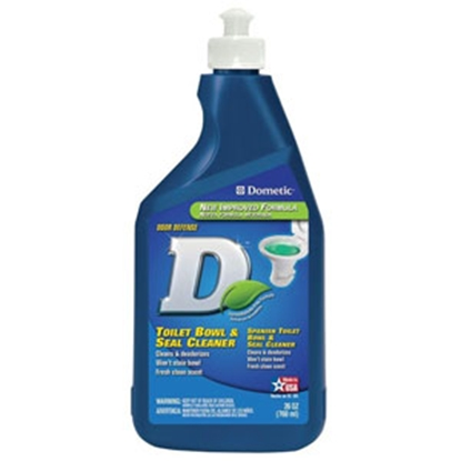 Picture of Dometic D (TM) 26 Oz. Easy Pour Spout, Liquid Toilet Bowl & Seal Cleaner D1216001 13-0997
