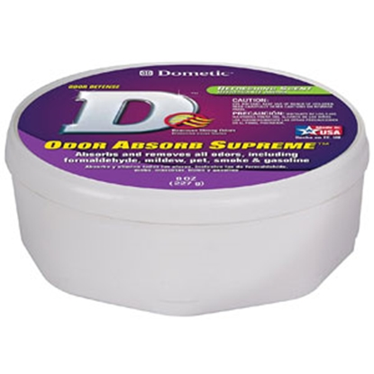 Picture of Dometic D (TM) Line Odor Absorber Supreme (TM) 8 oz. Container Odor Eliminator D1308001 13-1012