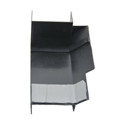 """Picture of AP Products  3"""" Wx4-1/2"""" Lx2-1/2"""" Th LH Notched Slide Out Corner Guard 018-1998-LH 13-1063"""