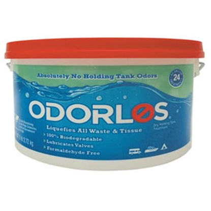 Picture of Odorlos Odorlos (TM) 6 Lb Tub Holding Tank Treatment V77012 13-1143
