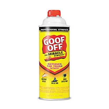 Picture of Goof Off GOOF OFF (R) 12 Oz Can Adhesive Remover FG653 13-1238
