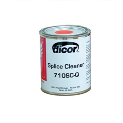 Picture of Dicor  1 Quart Can Rubber Roof Cleaner 710SC-Q 13-1281