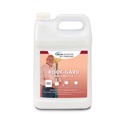Picture of Dicor Roof Gard 1 Gal Can Rubber Roof Protectant RP-RG-1GL 13-1288