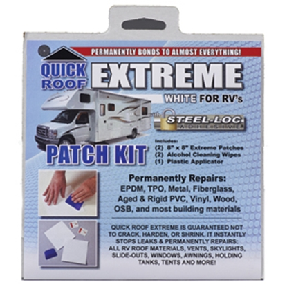 "Picture of Quick Roof  8"" x 8"" Extreme Roof Seam Repair Kit UBE88 13-1412"