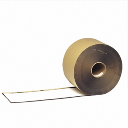 "Picture of Quick Roof  Black 6"" x 100' Roll Butyl Roof Repair Tape RQR6100 13-1429"