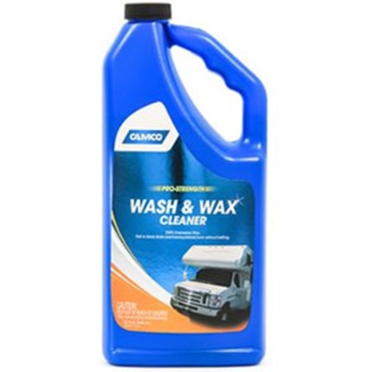 Picture of Camco  32 oz Car/ RV Wash With Wax 40493 13-1466