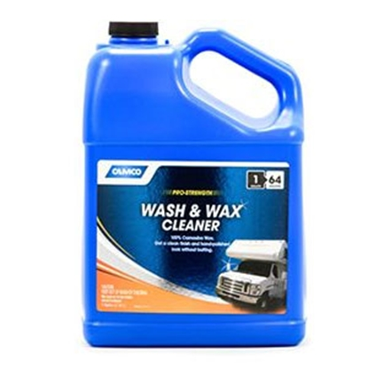 Picture of Camco  1 Gallon Car/ RV Wash With Wax 40498 13-1467