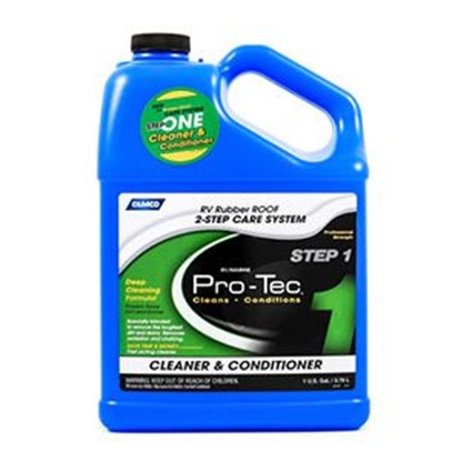 Picture of Camco Pro-Tec (TM) 1 Gallon Rubber Roof Cleaner 41068 13-1477