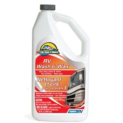Picture of Camco  32 oz Car/ RV Wash With Wax 40490 13-1483